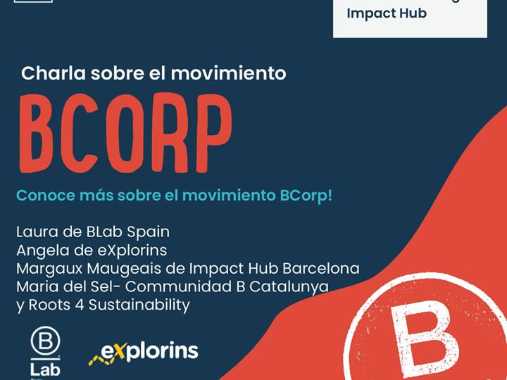 Charla Sobre el movimiento BCorp