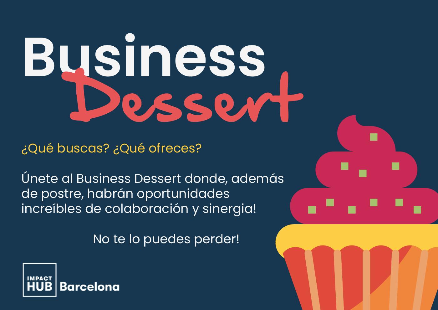 Business Dessert